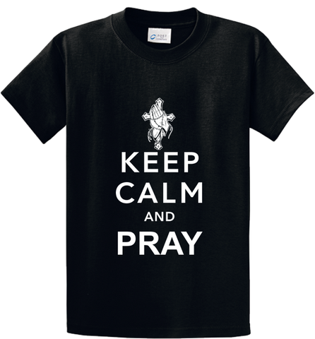 Keep Calm And Pray - Zapbest2  - 1