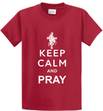 Keep Calm And Pray - Zapbest2  - 2