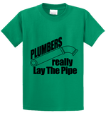 Plumbers Lay The Pipe - Zapbest2  - 2