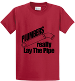 Plumbers Lay The Pipe - Zapbest2  - 3