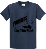 Plumbers Lay The Pipe - Zapbest2  - 4