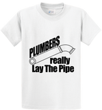 Plumbers Lay The Pipe - Zapbest2  - 1