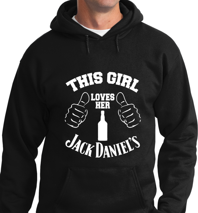 This Girl Loves Her Jack Daniels - Zapbest2  - 5