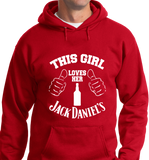 This Girl Loves Her Jack Daniels - Zapbest2  - 6