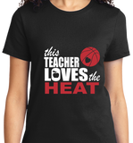 This Teacher Loves The Heat - Zapbest2  - 8