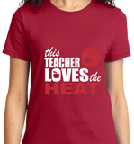 This Teacher Loves The Heat - Zapbest2  - 9