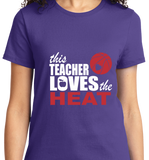 This Teacher Loves The Heat - Zapbest2  - 10