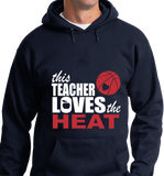 This Teacher Loves The Heat - Zapbest2  - 7