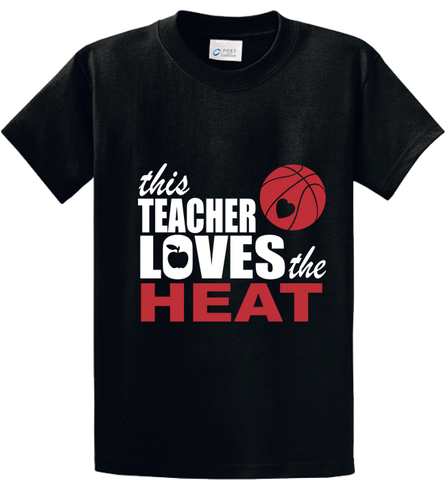 This Teacher Loves The Heat - Zapbest2  - 1