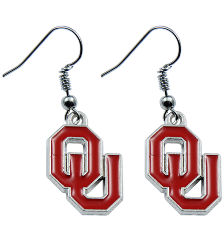 Sooners Earrings - Zapbest2