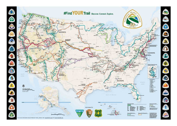 America's Best Long Trails