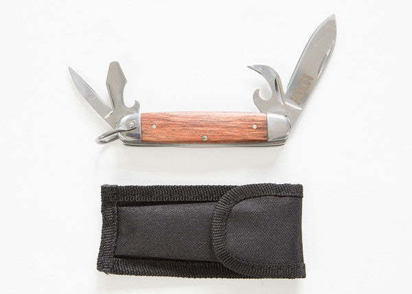 A FEW POINTS AND TIPS ABOUT POCKET KNIFE SAFETY