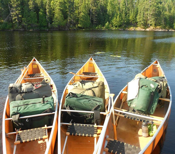 LNT Tips: Canoeing/Canoe Tripping