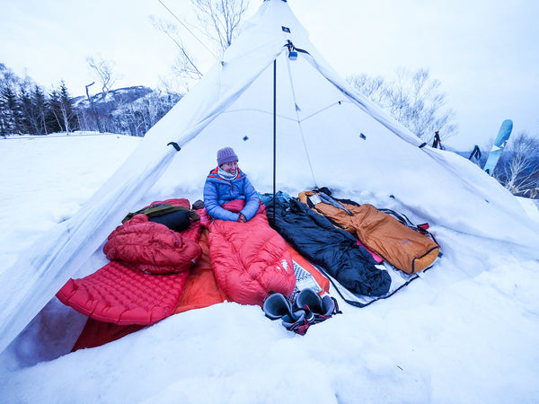 Cold-Weather Camping Tips to Keep You Warm While You Sleep