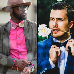 Men-wearing-Reign-Bow-Ties