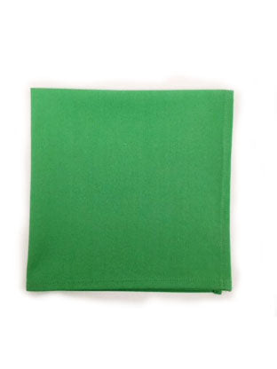 Pistachio Green Pocket Square