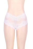 Laila Sexy High Waist Floral Lace Panty