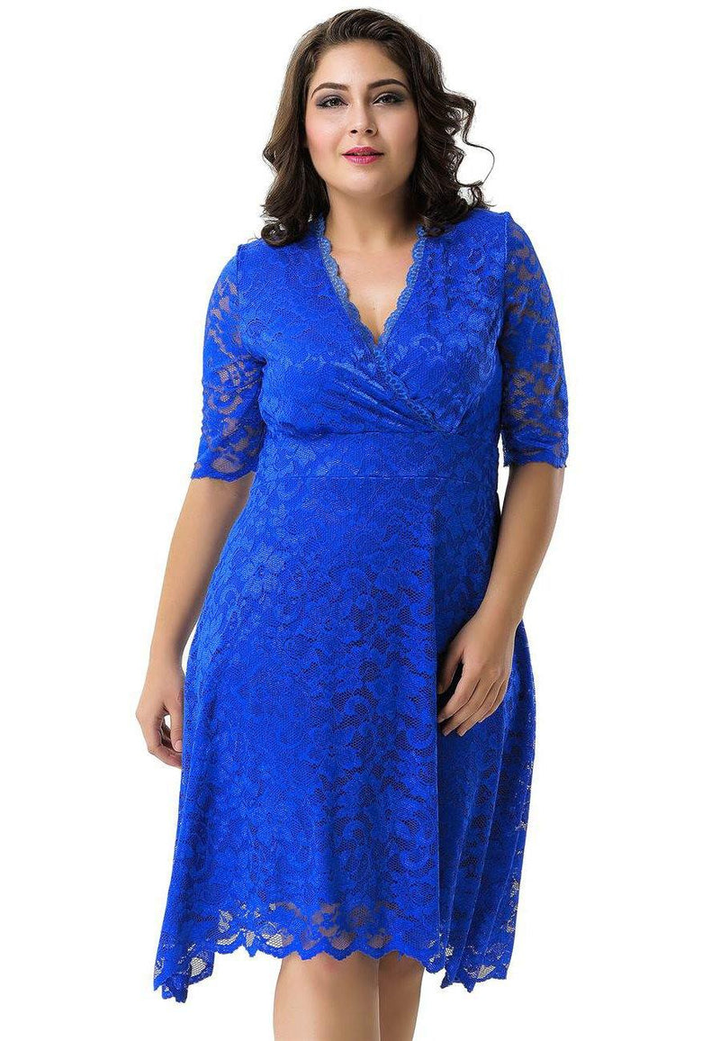 Freya Plus Size Dress