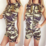 Army Pattern  Summer  Set