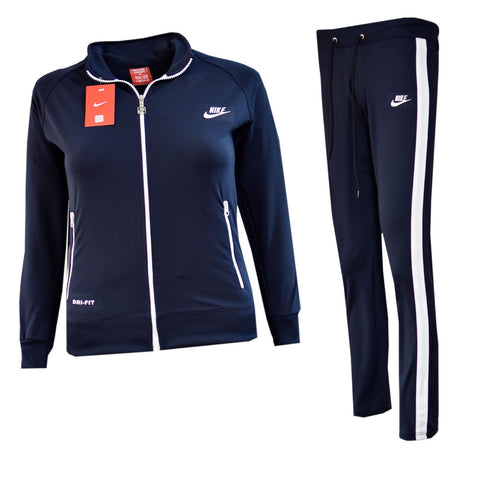 Activewear Casual Tracksuit dark blue