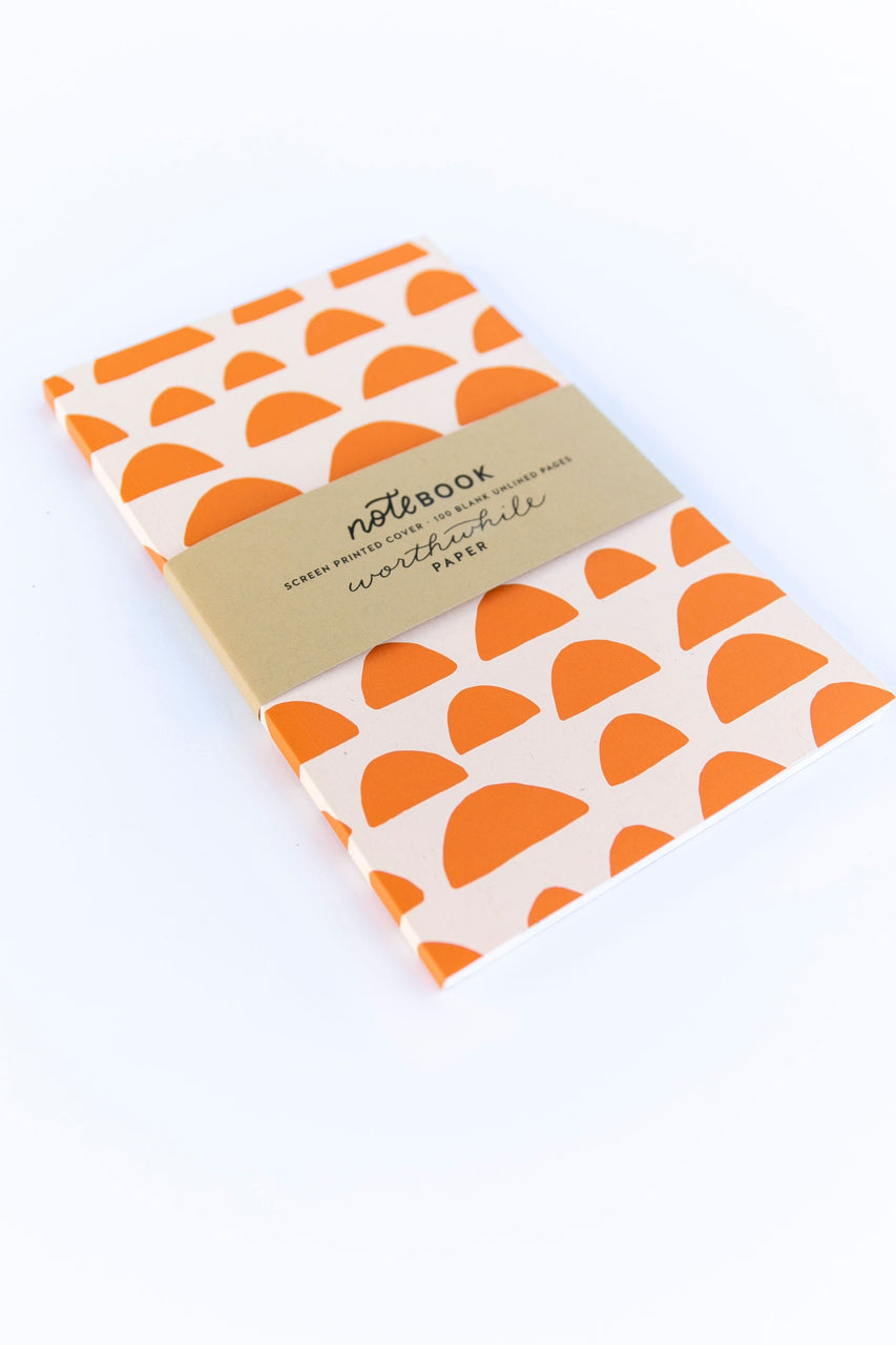 Sunrise Pattern Notebook by Worthwhile Paper