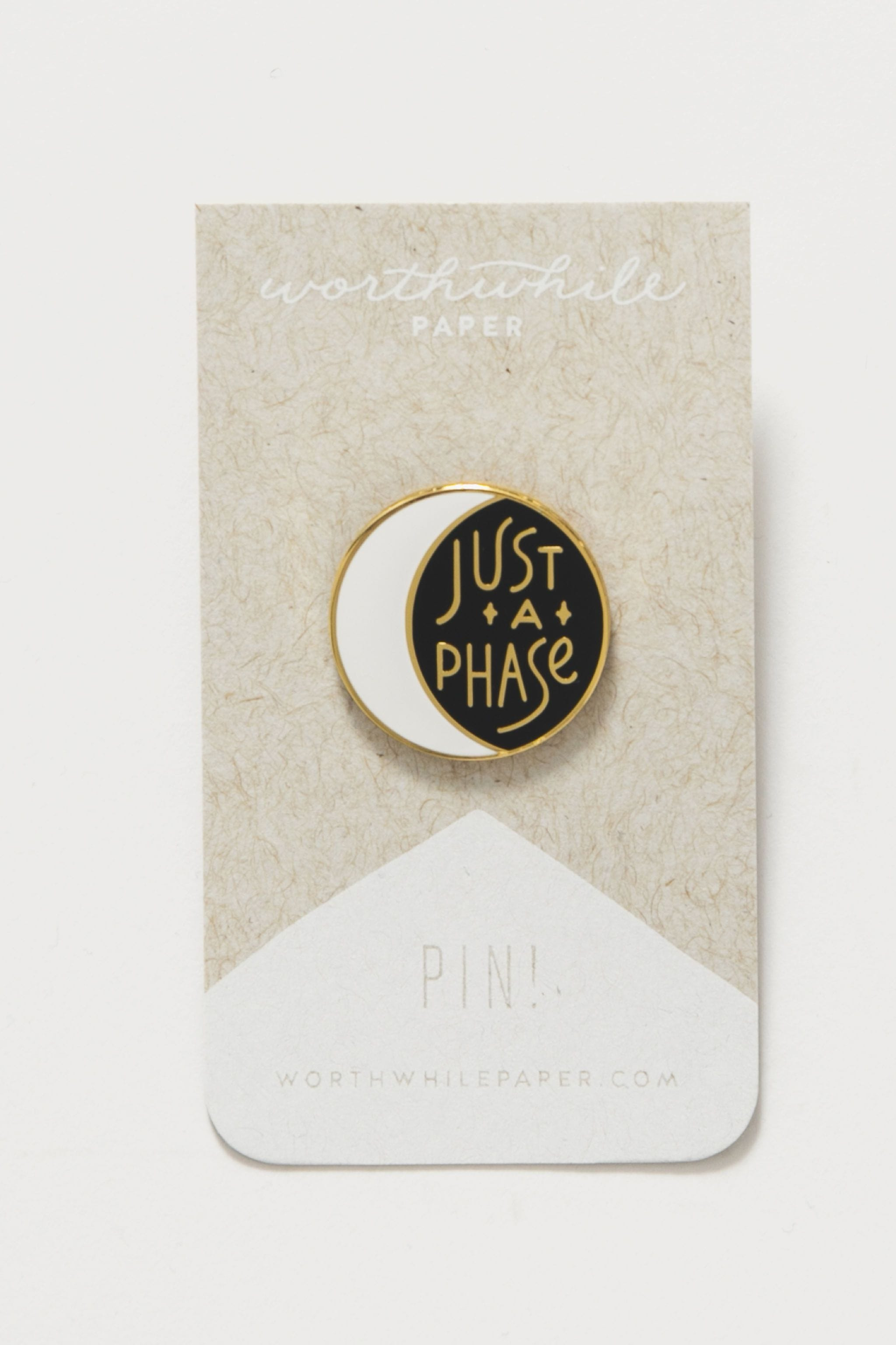 Just a Phase Pin