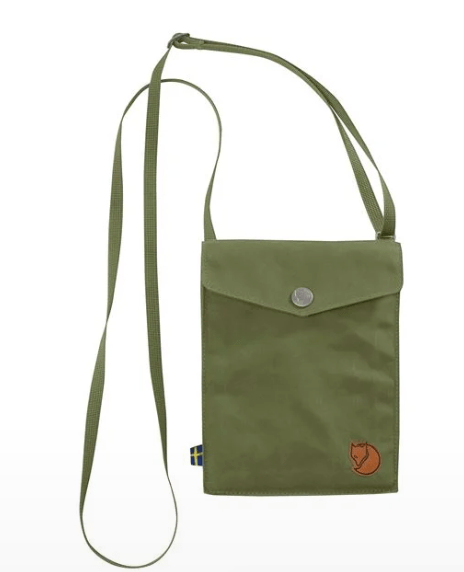 Fjallraven Pocket Pack in Green