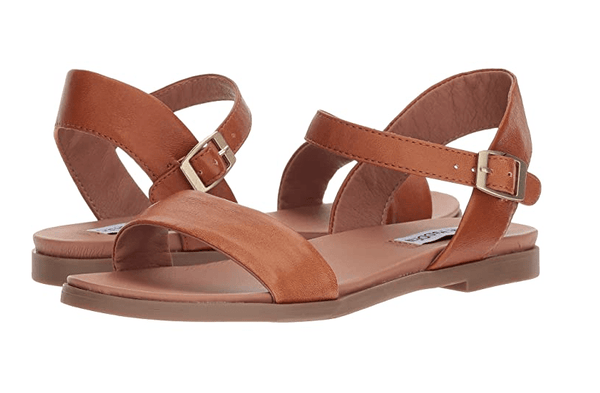 Dina Sandal by Steve Madden in Tan