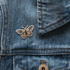 Butterfly Pin by Rifle