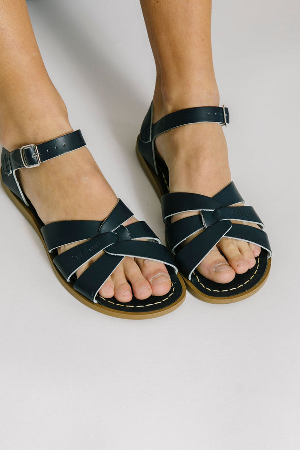 Salt Water Sandal Navy