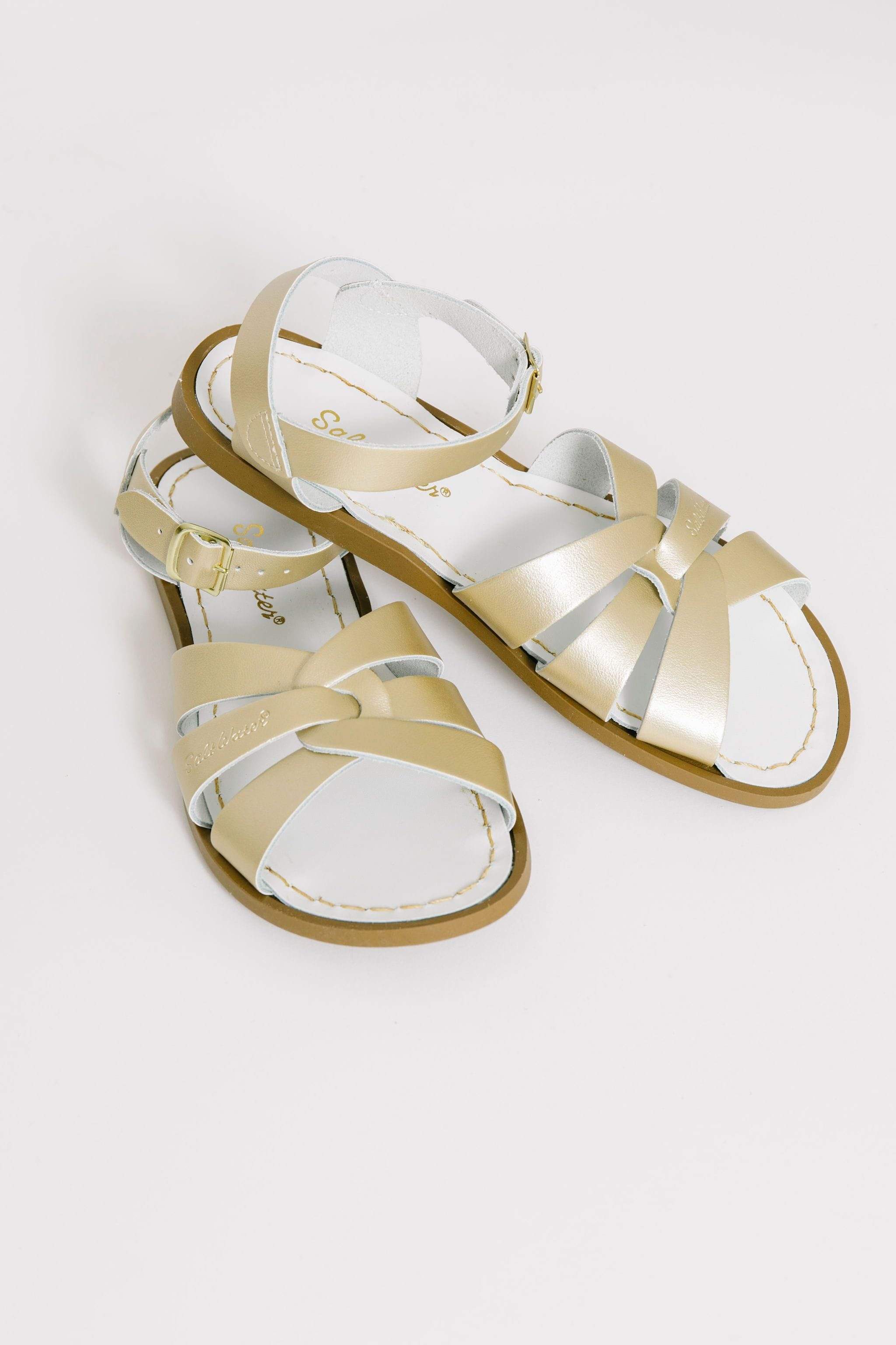 Salt Water Sandal Gold