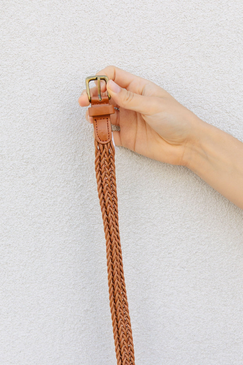 Closed Weave Belt