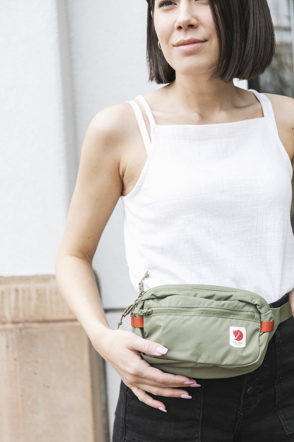 Fjallraven High Coast Hip Pack in Green