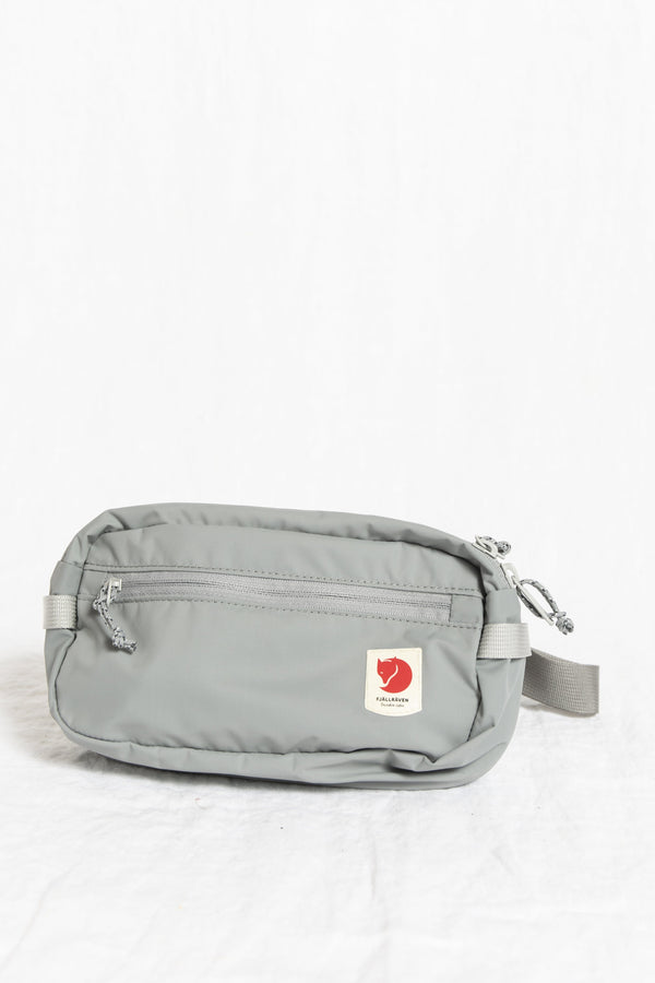 Fjallraven High Coast Hip Pack in Shark Grey