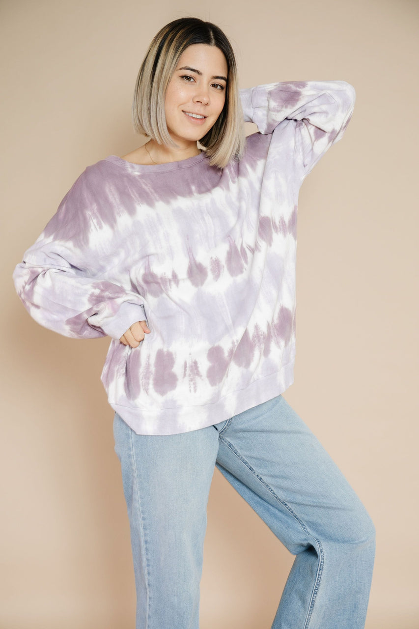 Franklin Sweatshirt in Lilac