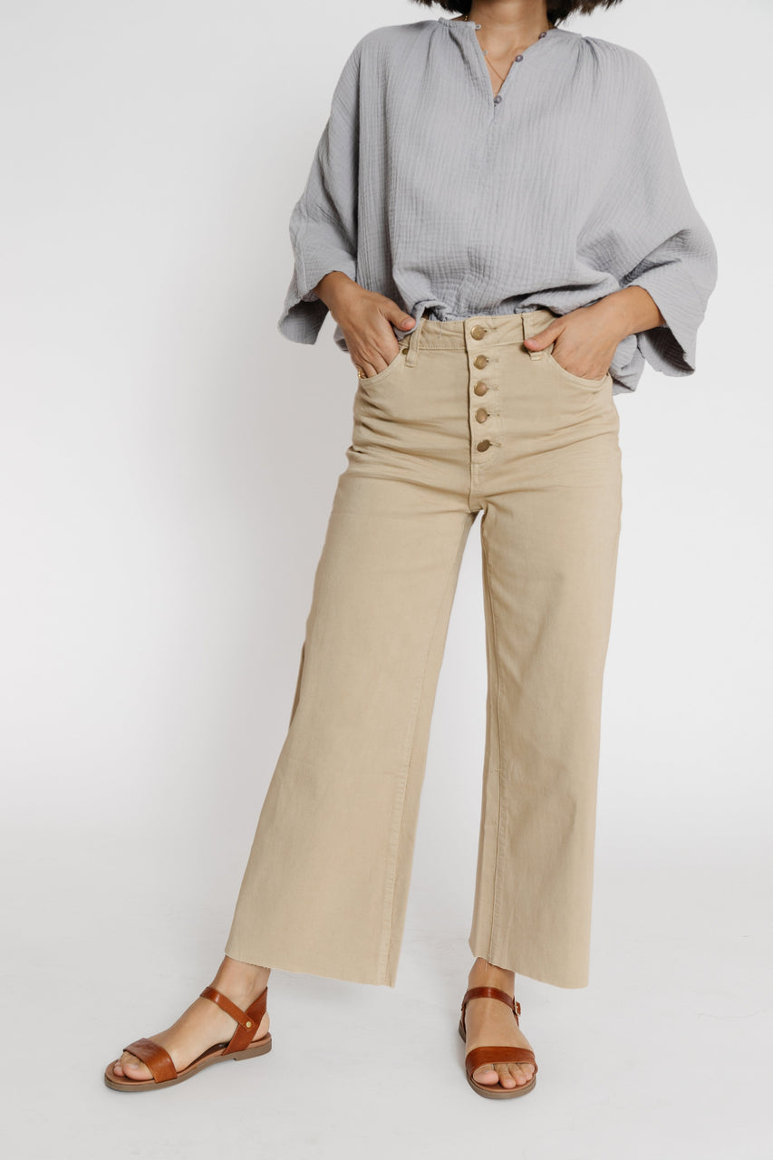 Going For A Walk Pant in Khaki