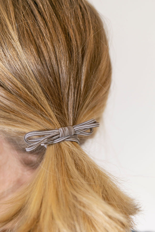 Hair Elastic Grey