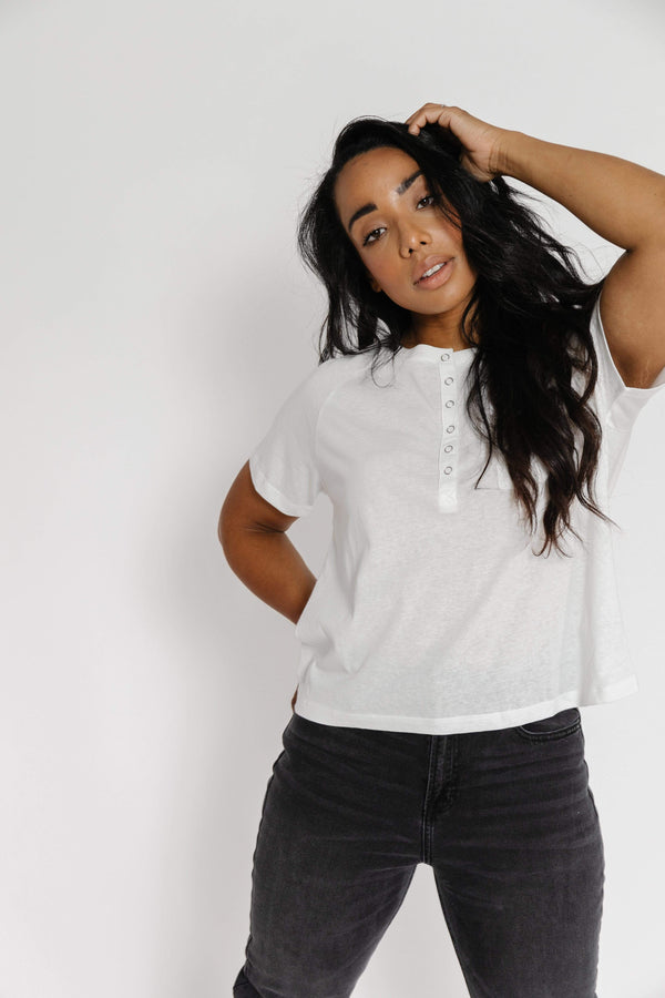 Jimmy Tee in Ivory