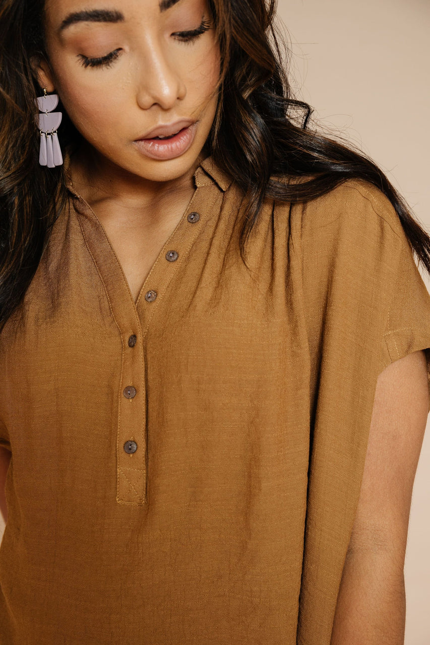Lulu Blouse in Gucci