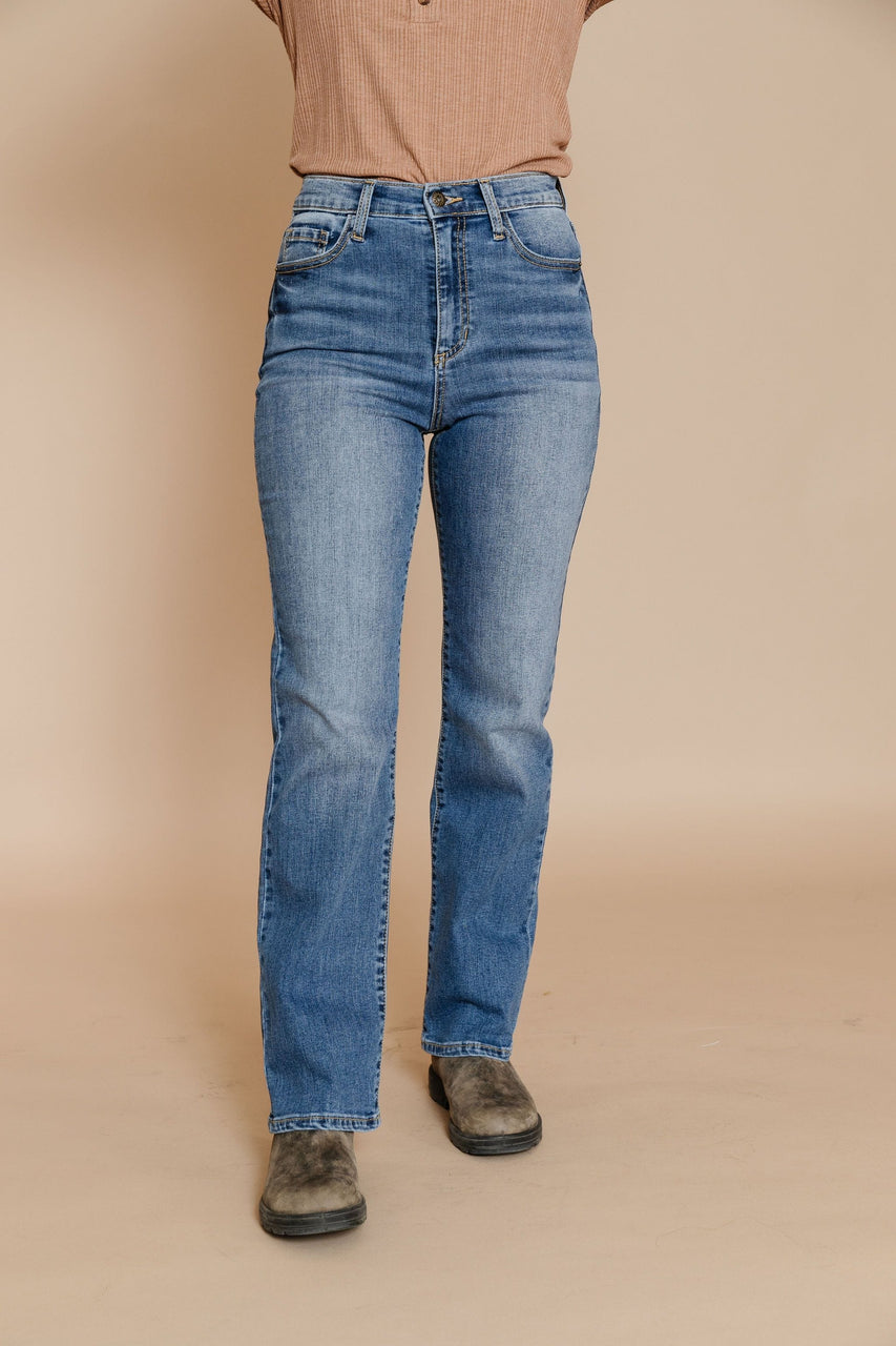 Morris Denim in Medium Wash