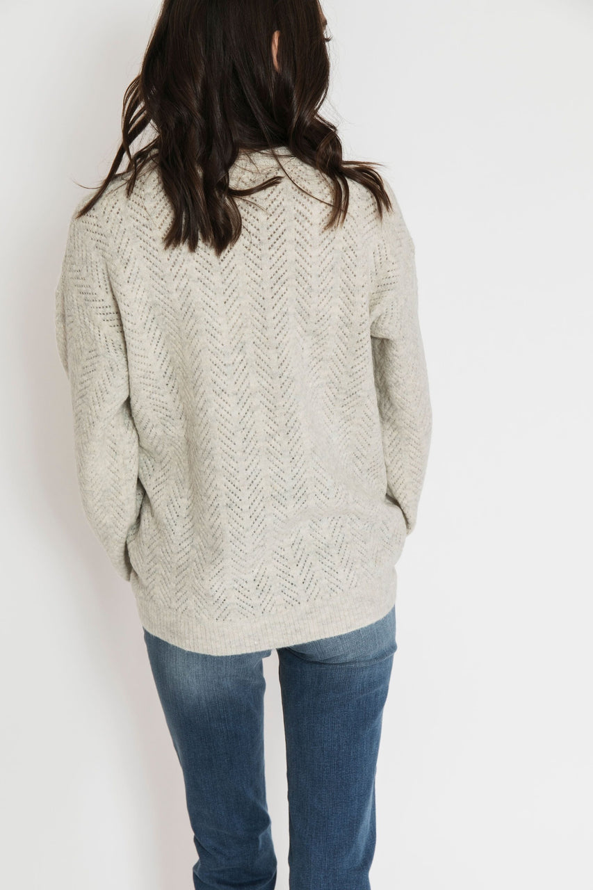 Phillips Sweater in Oatmeal