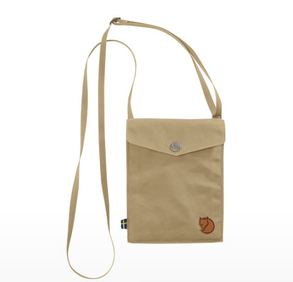 Fjallraven Pocket Pack in Sand