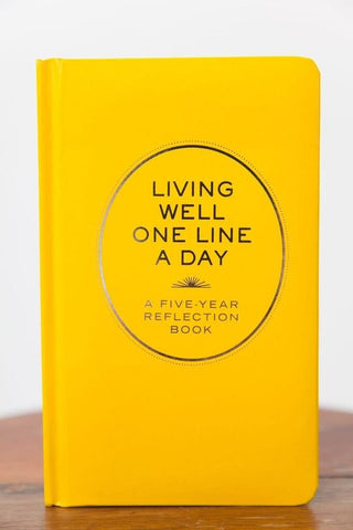 Living Well Journal