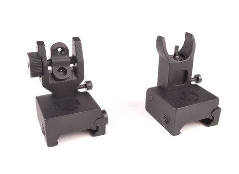HK Style Flip Up Backup Sights