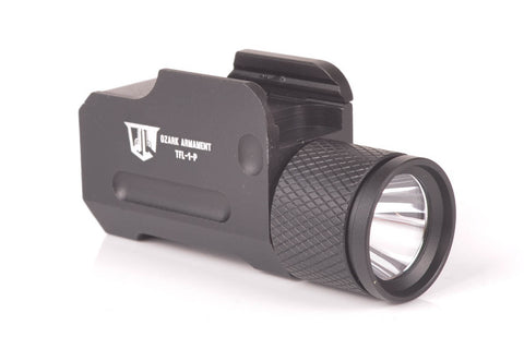 Rail Mount LED Pistol Light