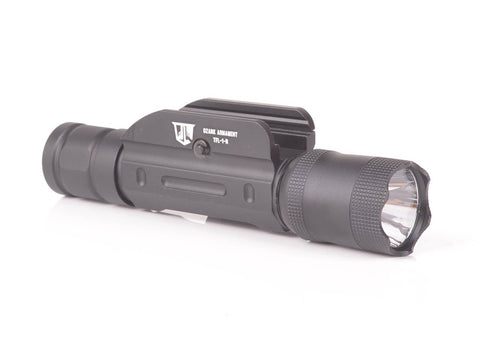 Rail Mount LED Rifle Light