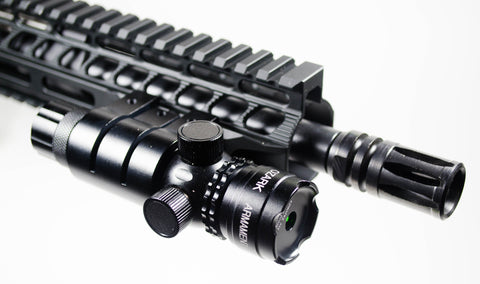 Green Laser Sight System
