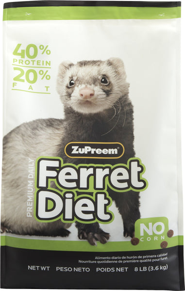 ZuPreem Premium Diet Ferret Food