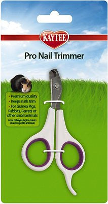 Kaytee Small Animal Pro-Nail Trimmer, 6.25-inch