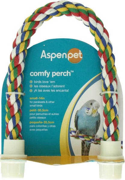 Aspen Pet Small Comfy Bird Perch